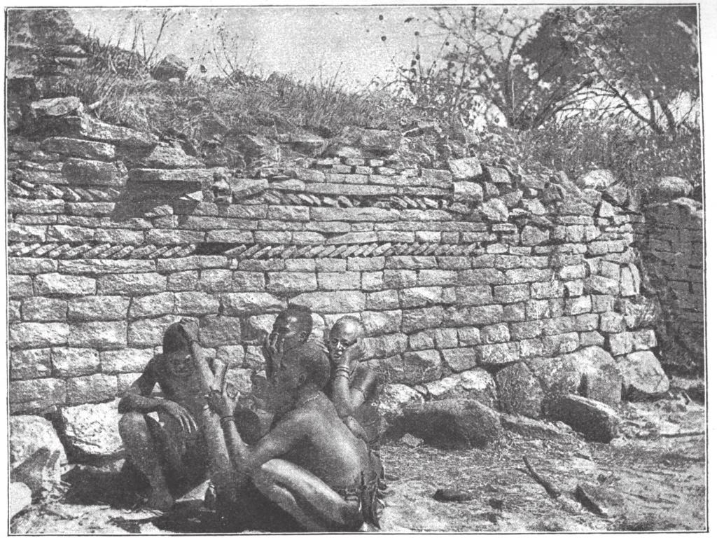 Ruin on the Lundi River