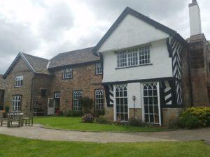 Sutton Hall, Cheshire