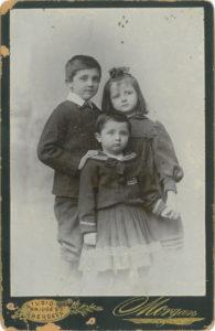 George, Thetis and John taken in Aberdeen